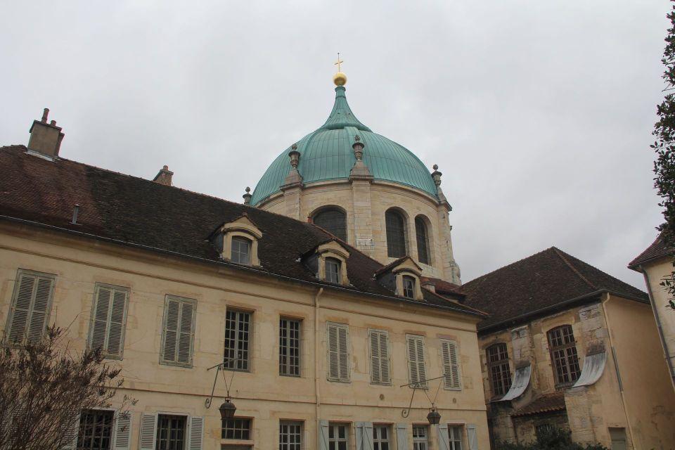 Monastere des Bernandines Dijon
