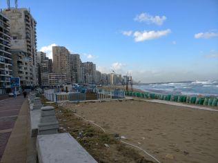 Running in Alexandria