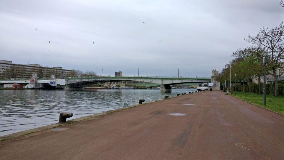 Seine River Rouen