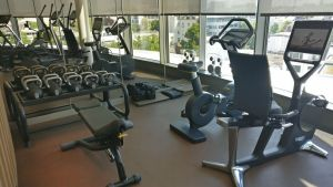 The Fontenay Hamburg Gym