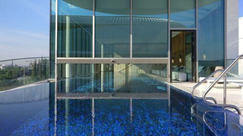 The Fontenay Hamburg Pool