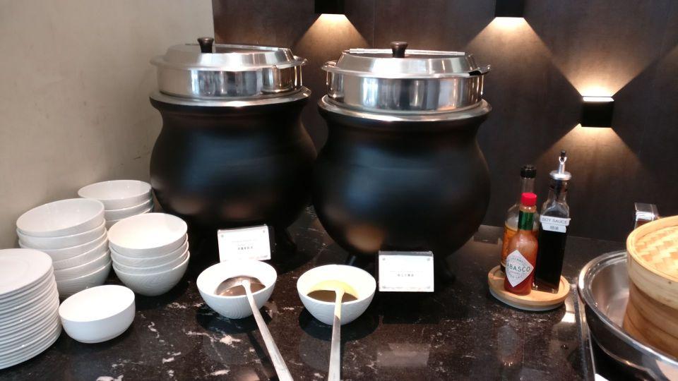 American Express Centurion Lounge Hongkong Buffet