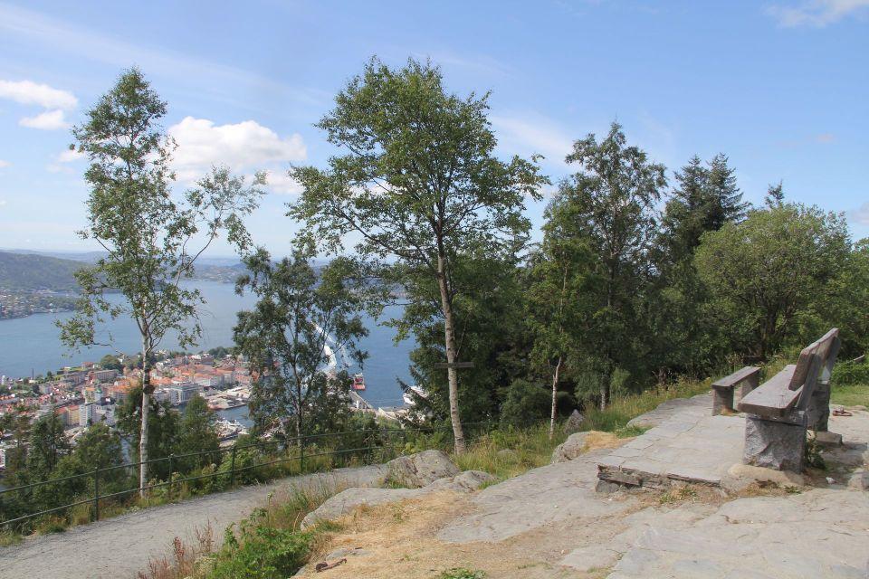 Bergen Floyen Hiking