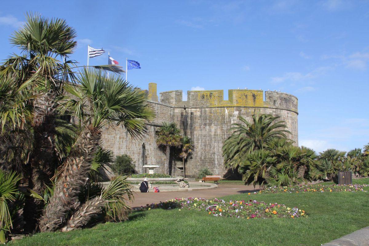 Chateau De La Duchesse Anne Saint Malo