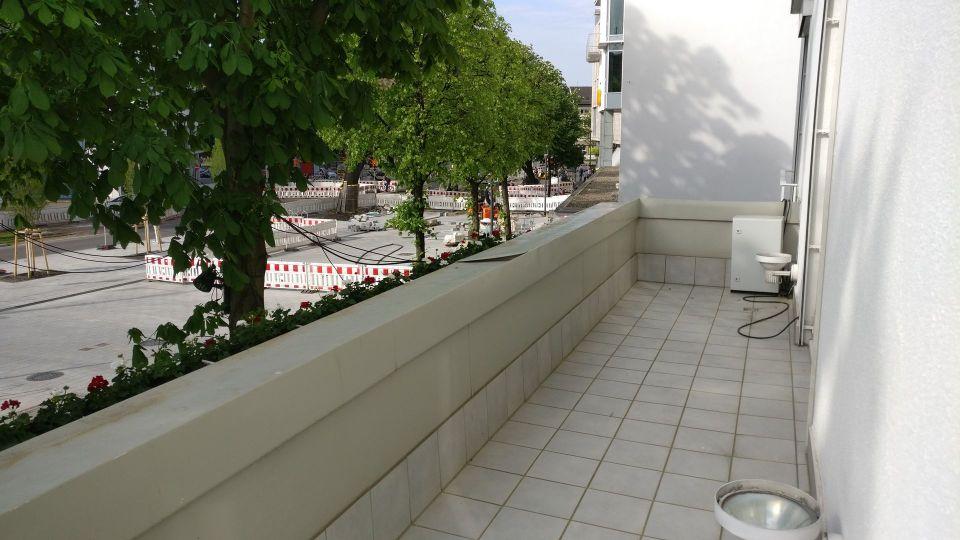 Colombi Hotel Freiburg Deluxe Room Balcony