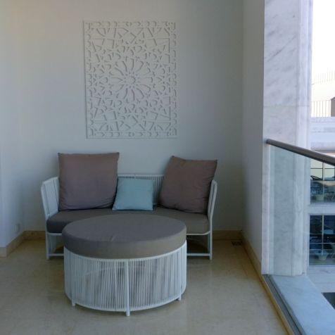 Conrad Algarve Grand Deluxe Room Balcony