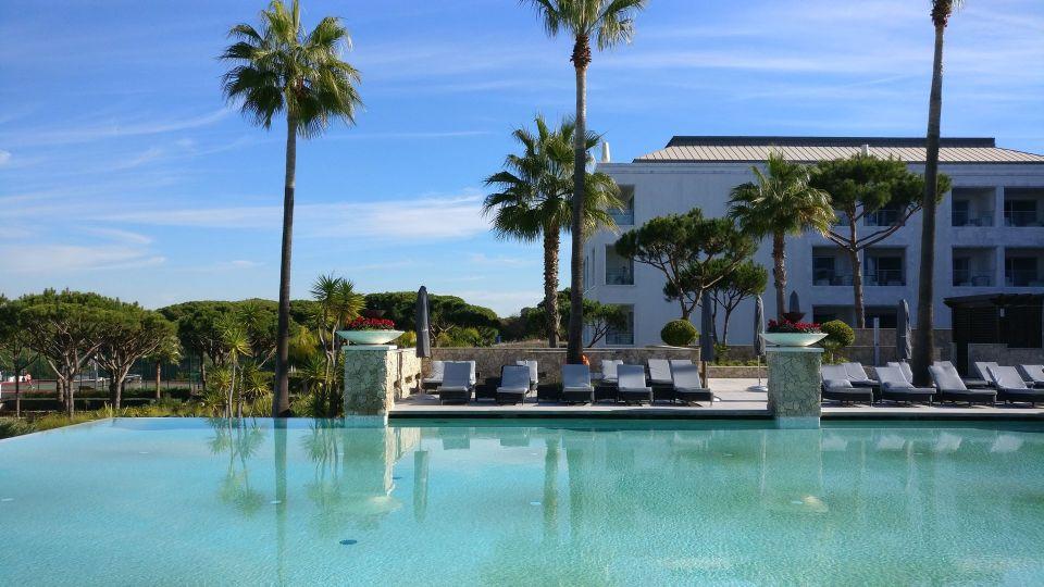 Conrad Algarve Outdoor Pool