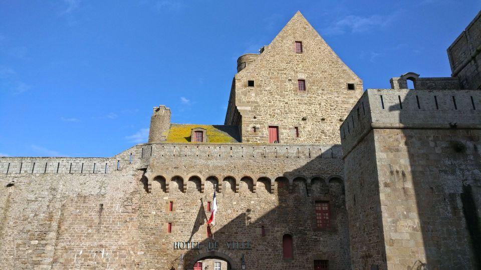 Hotel de Ville Saint Malo