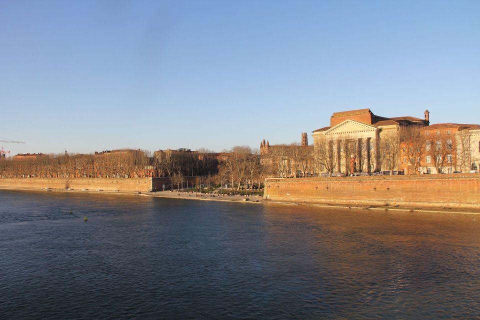 Hotel Dieu Saint Jacques Toulouse
