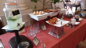 InterContinental Carlton Cannes Breakfast