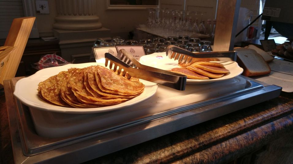 InterContinental Carlton Cannes Breakfast