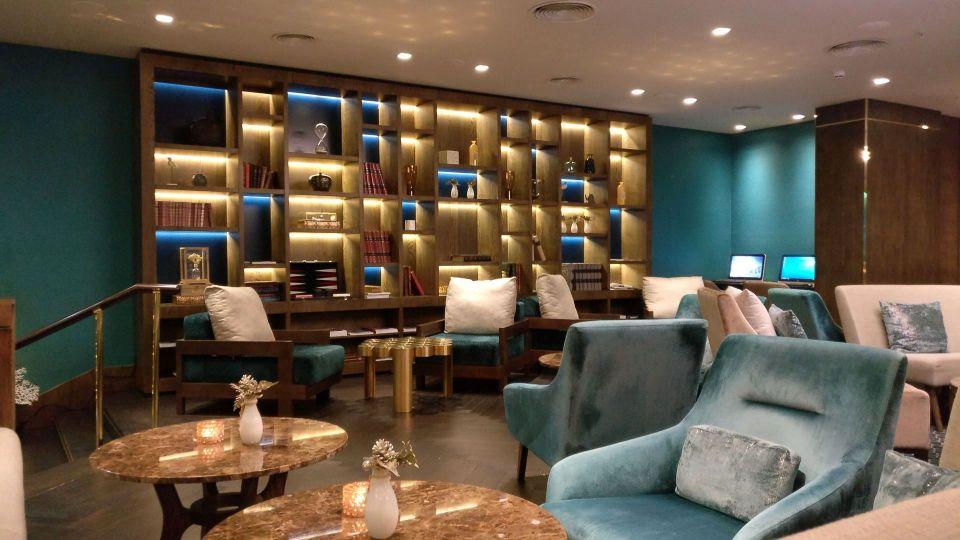 InterContinental Lisbon Club Lounge