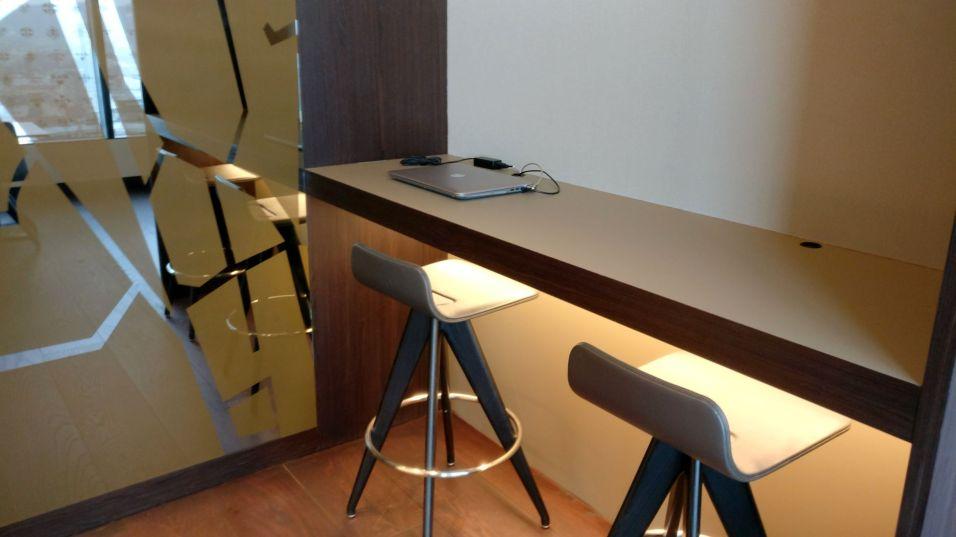 InterContinental Ljubljana Executive Lounge