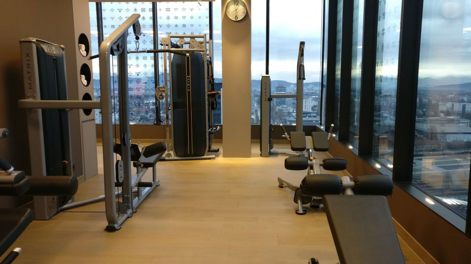 InterContinental Ljubljana Gym