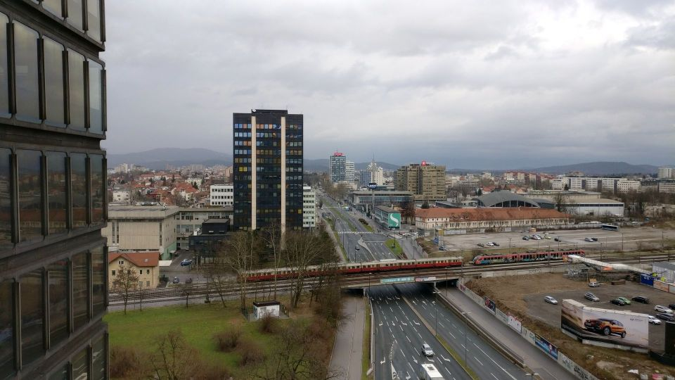 InterContinental Ljubljana Junior Suite View