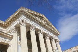 Palais de Justice Nimes