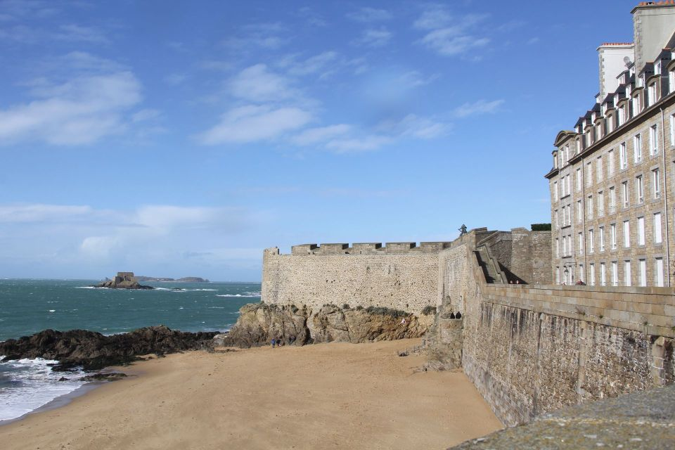Poterne d'Estrées Saint Malo