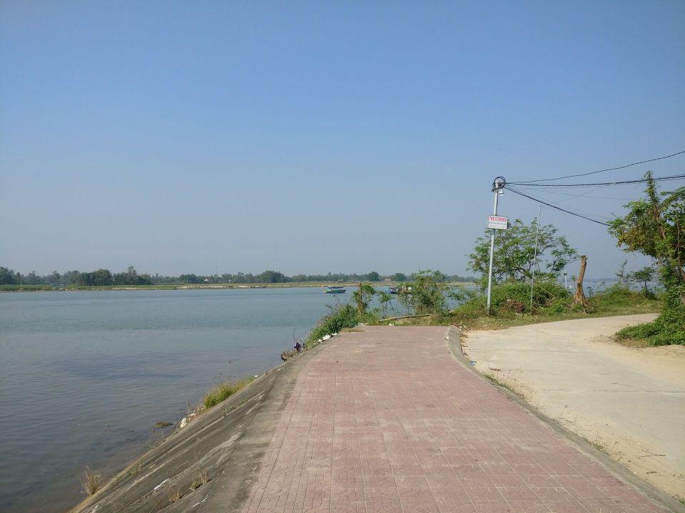 Running in Hoi An