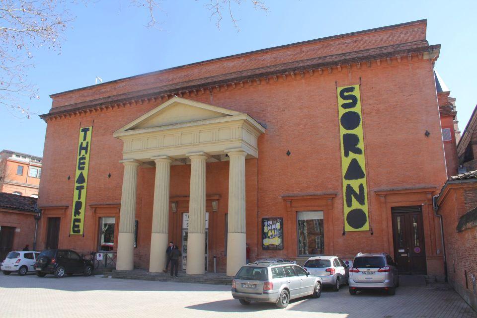 Theatre Sorano Toulouse
