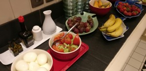Hotel Le Royal Lyon Breakfast