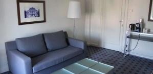 Hotel Le Royal Lyon Junior Suite Living Room