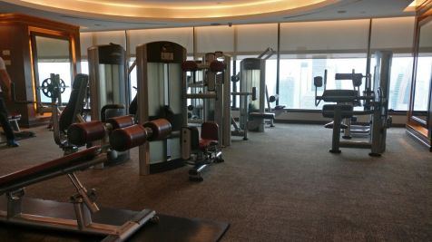 InterContinental Bangkok Gym