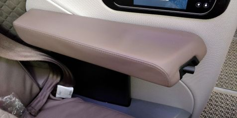 Singapore Airlines Business Class Boeing 787-10 Details