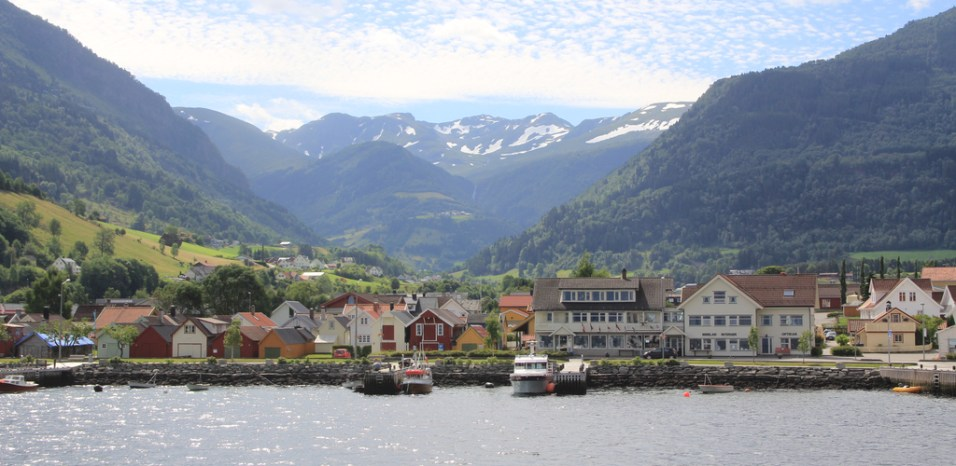 Sognefjord Cruise Vik