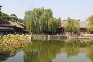 Summer Palace Gardens Beijing