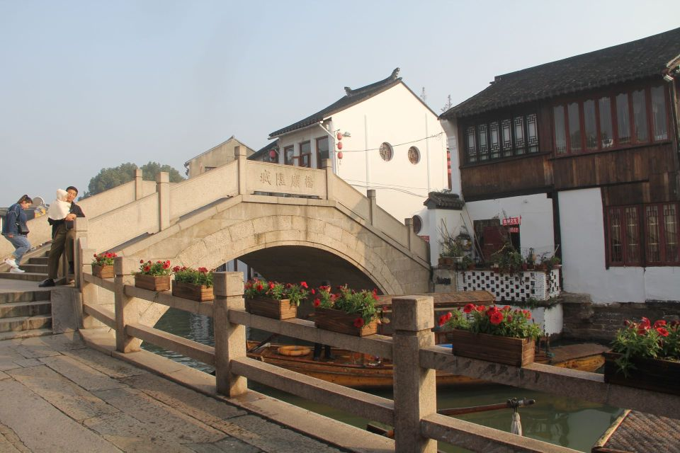 Zhujiajiao Bridge