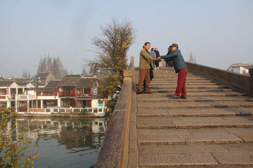Zhujiajiao Fangshen Bridge