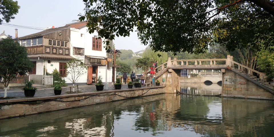 Zhujiajiao Old Town