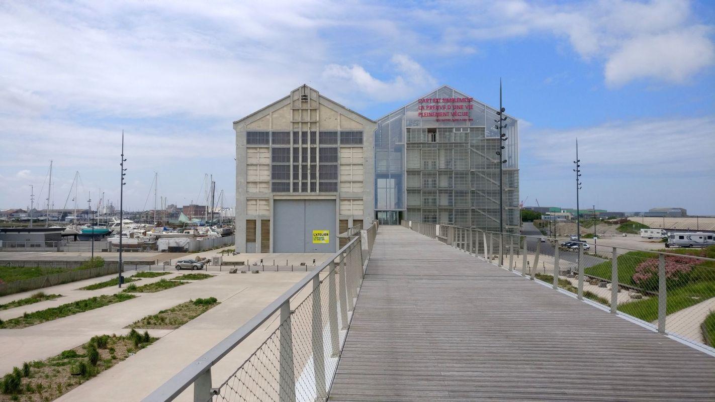 FRAC Grand Large Dunkerque