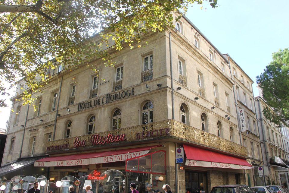 Hotel de l'Horlorge Avignon