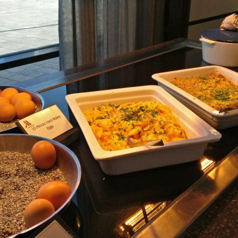 Marriott Bonn World Conference Center Breakfast