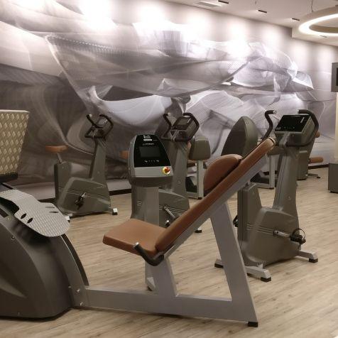 Marriott Bonn World Conference Center Gym