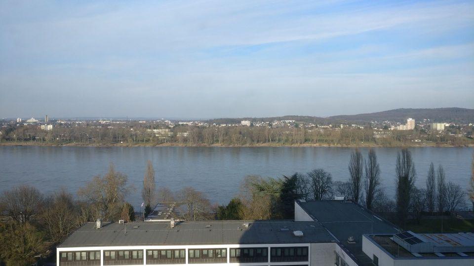 Marriott Bonn World Conference Center Room View