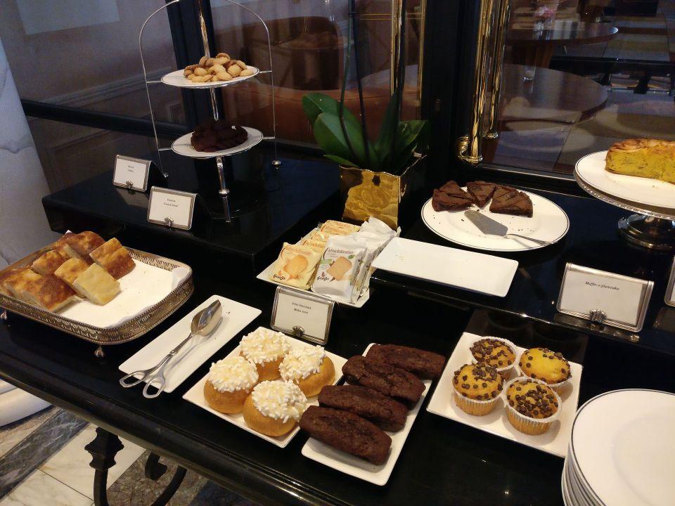 Palazzo Parigi Milan Breakfast