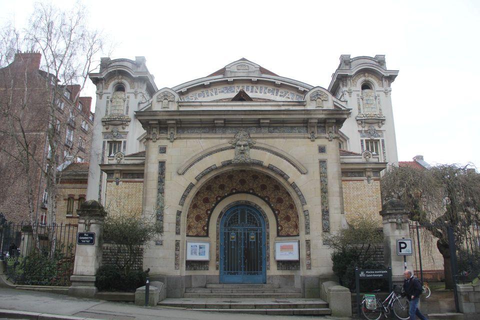 Piscine Municipal Rennes