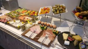Grand Hotel Cannes Breakfast