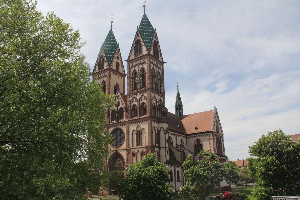 herz jesu kirche freiburg