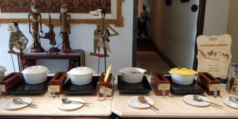 phoenix hotel yogyakarta breakfast
