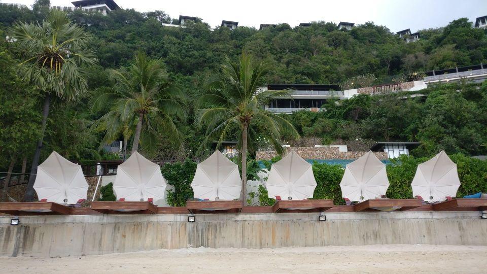 Conrad Koh Samui Beach