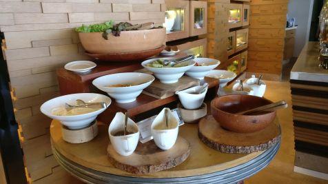 Conrad Koh Samui Breakfast