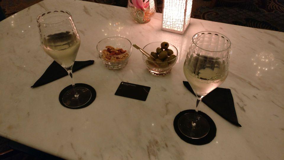 InterContinental Singapore Drinks