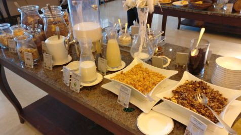 Kempinski Palace Portoroz Breakfast