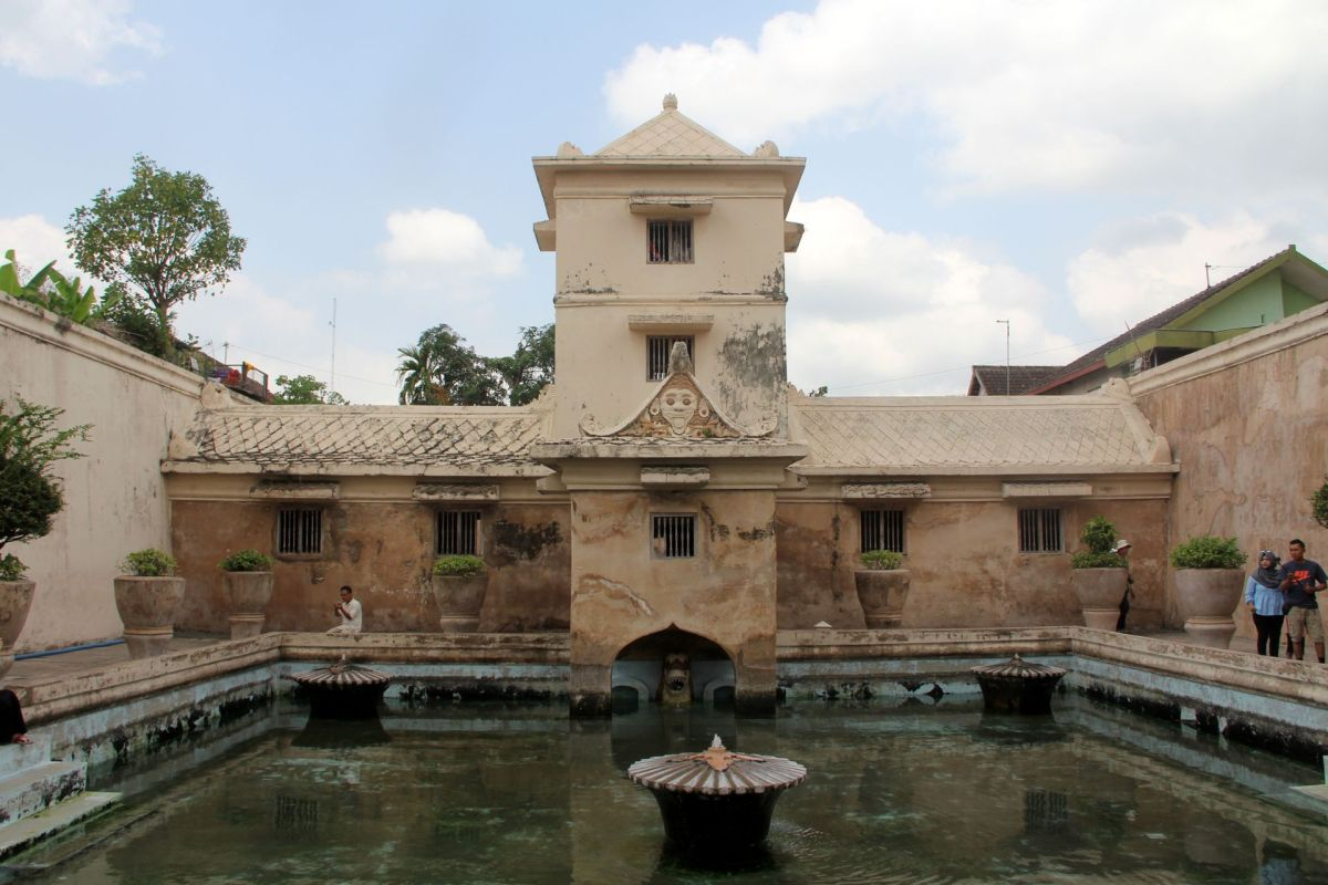 Tamansari Water Castle Yogyakarta