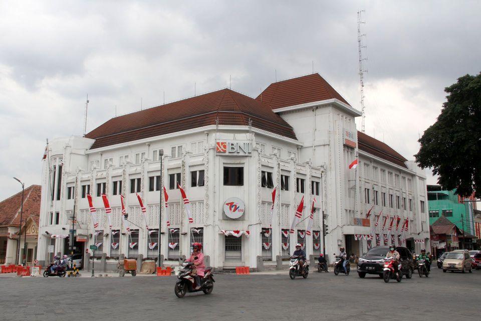 Yogyakarta Historic Building