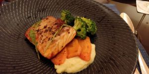 Four Seasons Shanghai Lounge Dinner