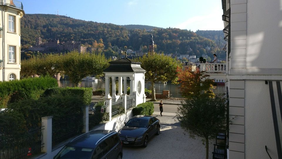 Heidelberg Suites Boutique Hotel Deluxe Suite View